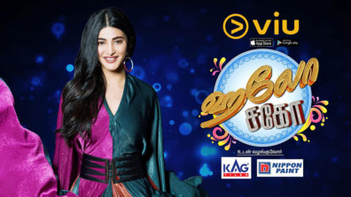 Shruti Haasan debuts as chat show host on Viu's 'Viu Hello Sago'