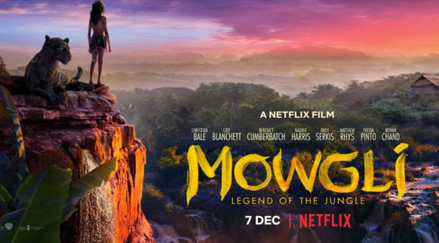 Review of Netflix' Mowgli - Legend of the Jungle: A riveting gut-wrenching take on Kipling's jungle story