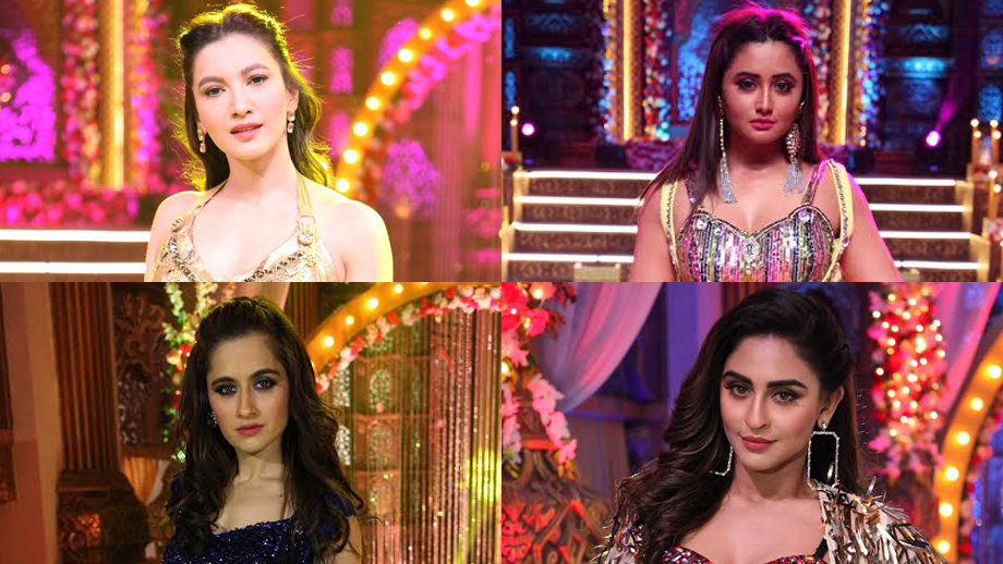 COLORS family comes together for a grand New Year celebration on Naagin 3