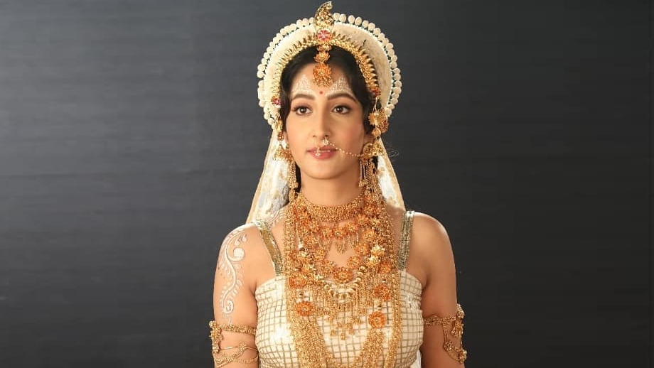 RadhaKrishn marks the beginning of my real arrival on the TV screen: Shivya Pathania