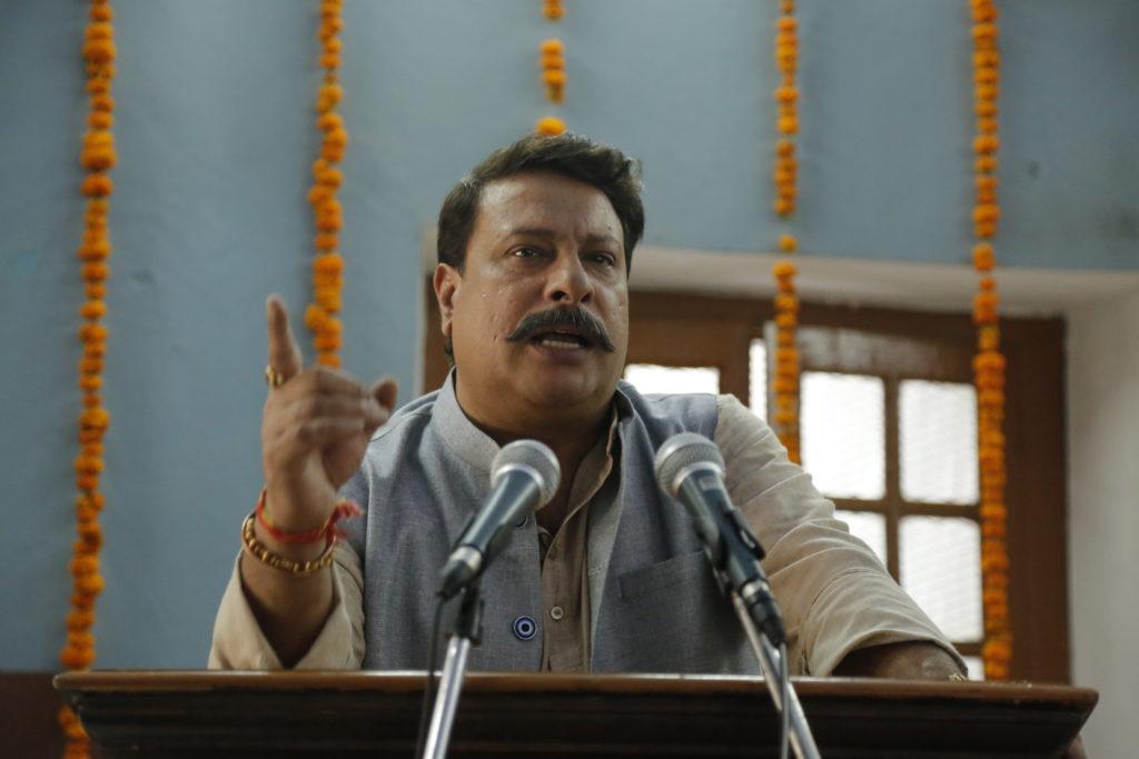 Rangbaaz has a great narrative: Tigmanshu Dulia on Zee5 show