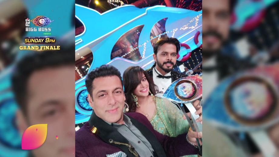 In pics: Bigg Boss 12 ends on a high 5