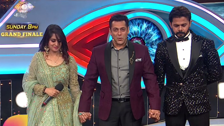 In pics: Bigg Boss 12 ends on a high 6
