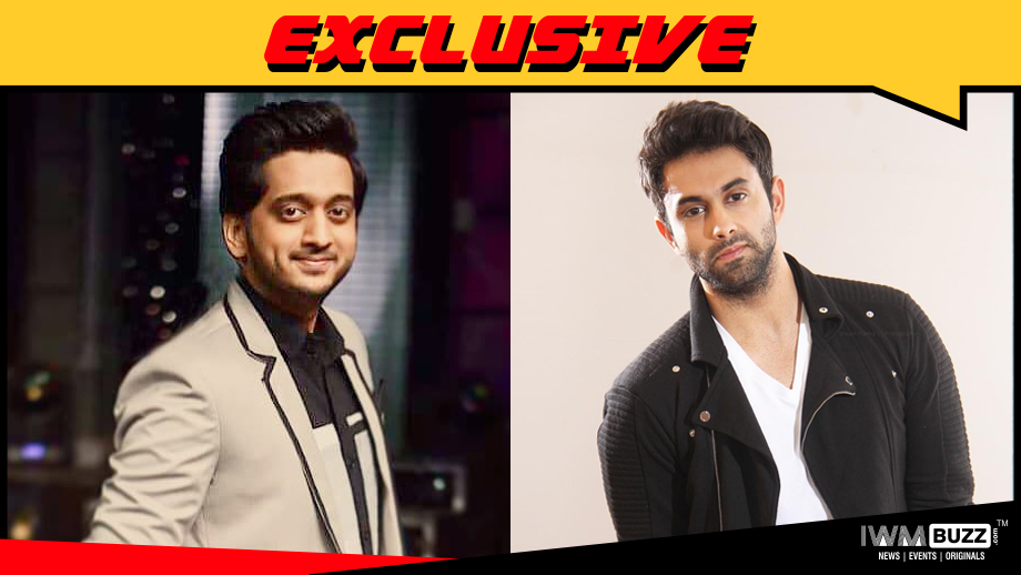 Amey Wagh and Aditya Lal in Voot's series, Asura