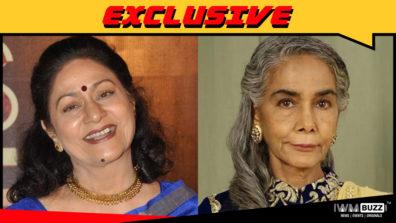 Aruna Irani to replace Surekha Sikri in Gul and Nilanjana's Dil Toh Happy Hai Ji for Star Plus