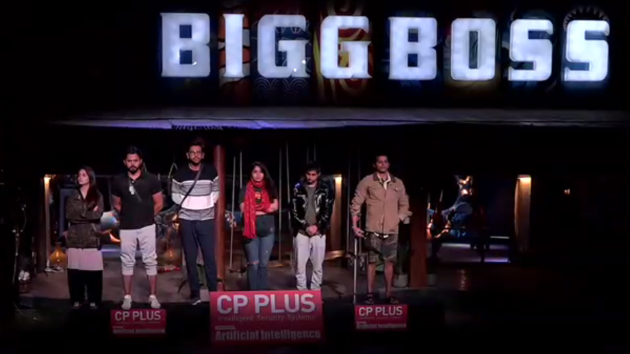 Contestants to face Mid-Week eviction in the Bigg Boss 12 house