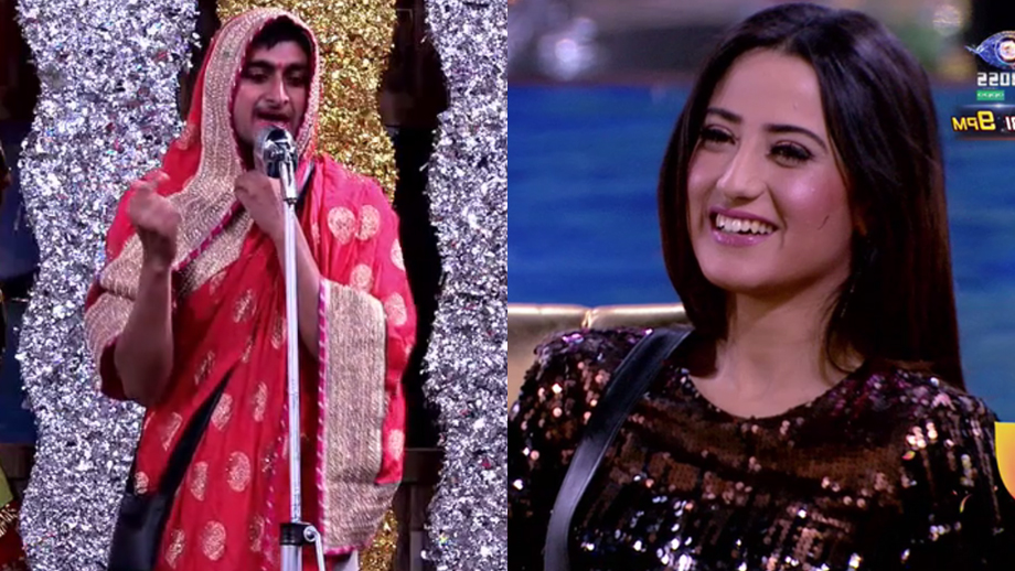 Deepak turns a 'Bahu' for Aalisha Panwar in Bigg Boss 12