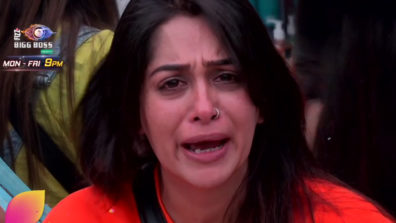 Dipika has an emotional breakdown in Bigg Boss 12