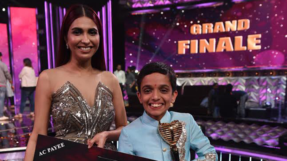 Guru Kiran Hegde crowned as the winner of &TV's Love Me India