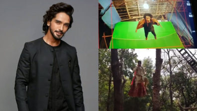 Action time for Harsh Rajput in Nazar