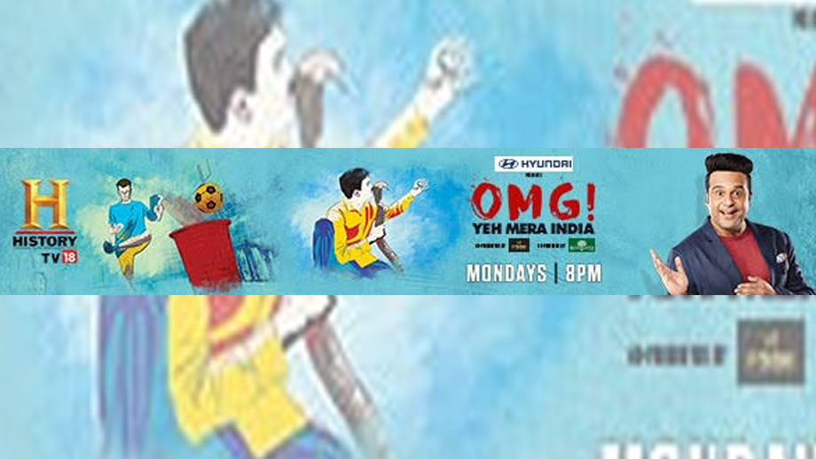 HISTORY TV18 is back with a new season of OMG! YehMera India to wow viewers with more mind-boggling stories 1