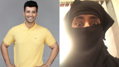 Karanvir Sharma turns prankster on the set of Mangalam Dangalam