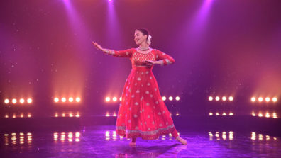 Gauahar Khan dances with her twin on The Dance Project