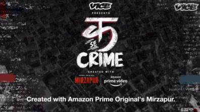 VICE India releases new original crime series, 'क Se Crime' - The VICE guide to crime in India