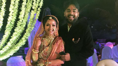 Actress Shweta Basu Prasad ties the knot 1