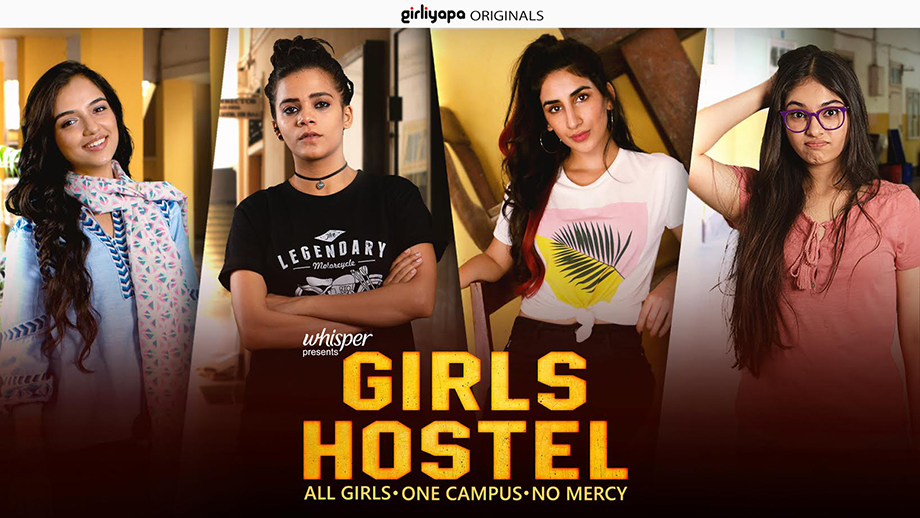 Reminisce the magical memories of hostel life with Girlyapa's Girls Hostel