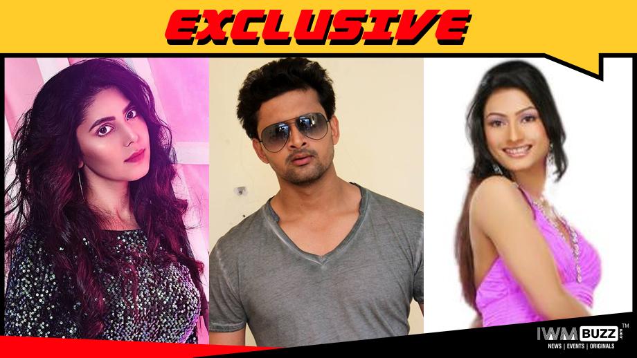Umang Jain, Azad Ansari and Aalika Sheikh in &TV's Laal Ishq