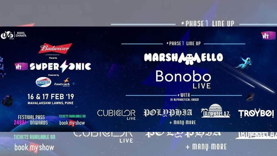 Vh1 Supersonic to unleash its magic this February