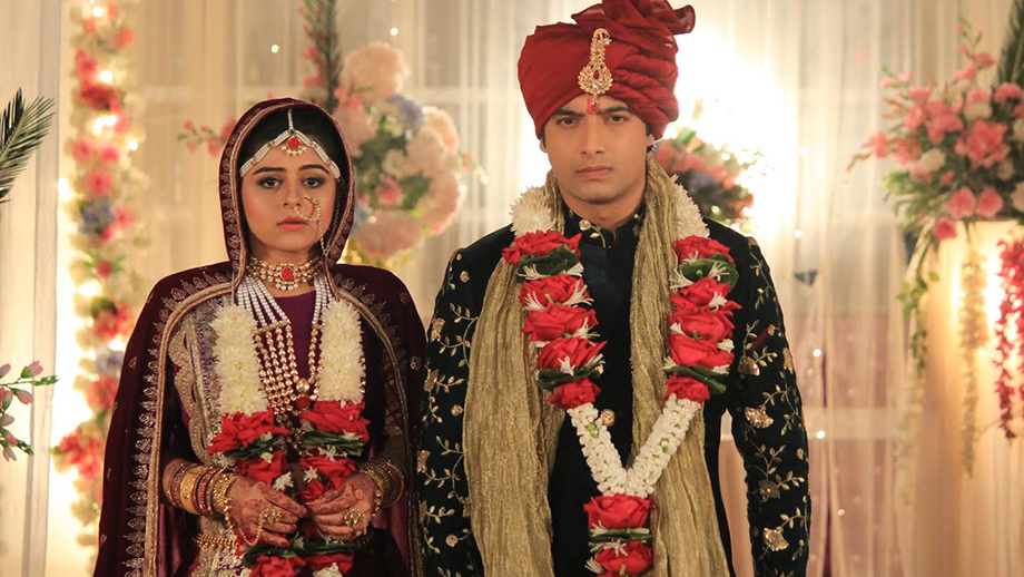 Yesha Rughani designs the costume for her on-screen wedding in Musakaan