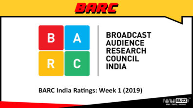 BARC India Ratings: Week 1 (2019)