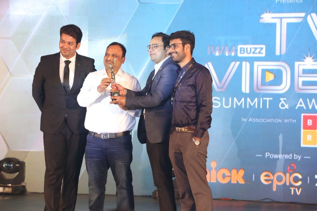Winning moments from IWMBuzz TV-Video Summit and Awards 16
