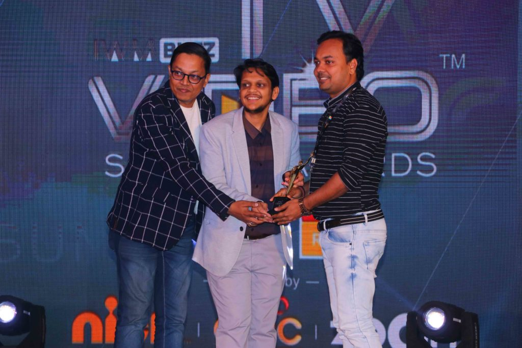 Winning moments from IWMBuzz TV-Video Summit and Awards 32