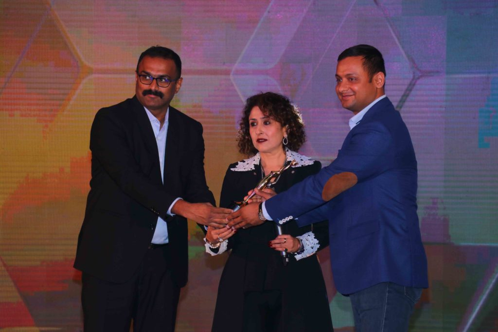 Winning moments from IWMBuzz TV-Video Summit and Awards 33
