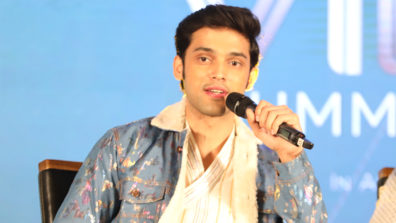 """During Kaisi Yeh Yaariaan, success got into my head,"" confesses Parth Samthaan"