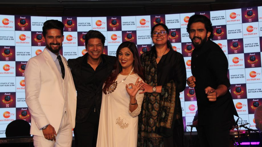 Launch of Zee TV's Sa Re Ga Ma Pa Li'l Champs 4