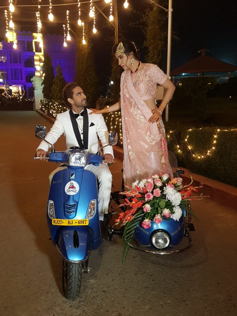 Rohit Purohit and Sheena Bajaj's wedding pics 3