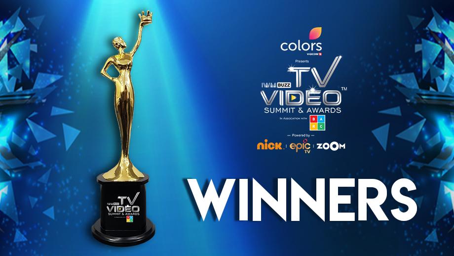 Winner List: IWMBuzz TV-Video Summit and Awards