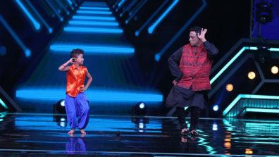 Mistaken identity: Contestant Debojit Das assumes Super Dancer Judge Anuraag Basu to be a choreographer
