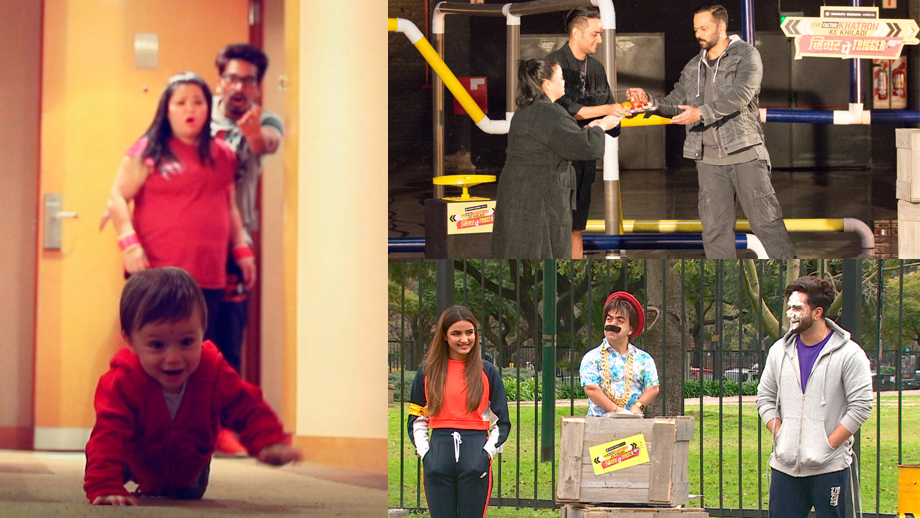 Crazy stunts loads of pranks and plenty of drama in Khatron Ke Khiladi 9 on COLORS