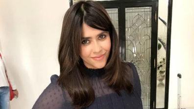 Ekta Kapoor becomes mother, welcomes baby boy via surrogacy