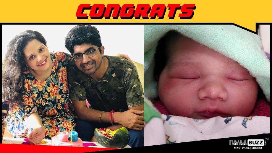 Ek Deewana Tha fame Geeta Bisht blessed with a baby girl
