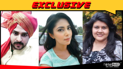 Karan Sharma, Umang Jain and Khushboo Shroff in &TV's Laal Ishq