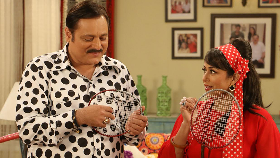 Manoj Joshi gets into Retro zone in SAB TV's Mangalam Dangalam