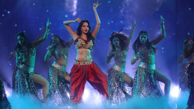 Nora Fatehi's sizzling Belly Dance for Dance Plus 4 finale