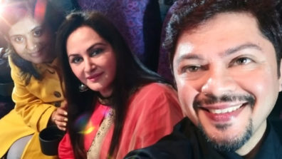 Ram Kamal created Sargam magic with Jaya Prada on stage after three decades!