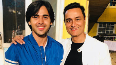 I feel lucky to be able to recreate the romantic love story of our producers: Randeep Rai