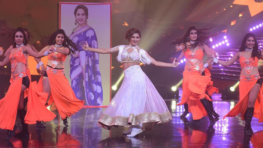Shakti Mohan pays tribute to her inspiration, Madhuri Dixit