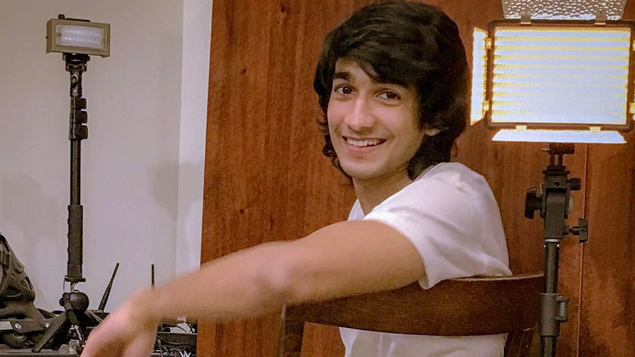 Shantanu Maheshwari goes down memory lane with a hearfelt post about his first show Dil Dostii Dance!