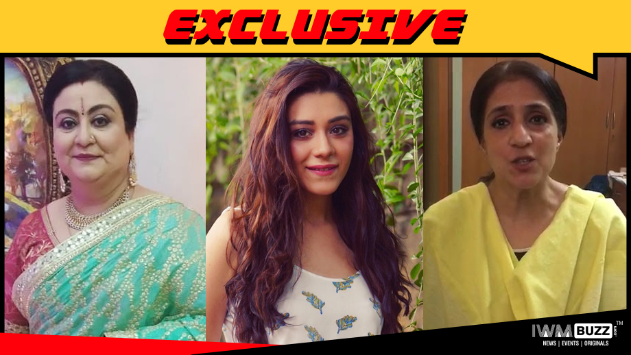 Shivani Sopori, Anchal Singh, Raynu Verma in Applause Entertainment