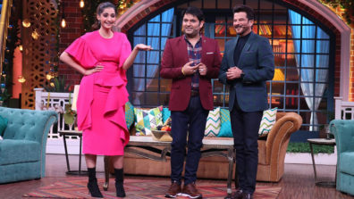 Anil Kapoor apologizes to Sonam Kapoor on The Kapil Sharma Show