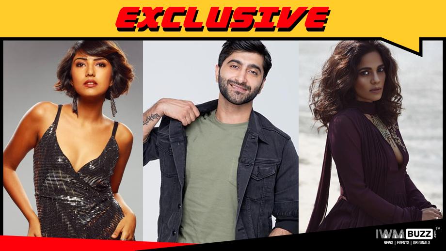 Teena Singh, Suhail Nayyar, Priyanka Bose in ZEE5's Ghost Stories of Ruskin Bond