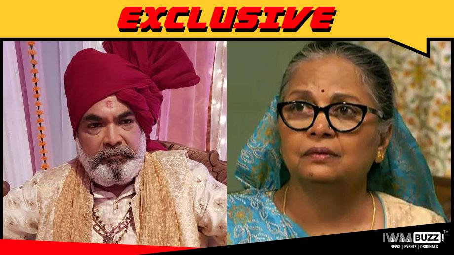 Phool Singh and Veena Mehta in Rajan Shahi's show Bavala Utavale for SAB TV