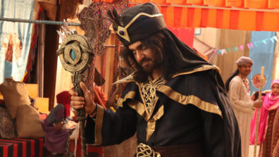 Zafar advances his motives towards acquiring the Ginie of the Ring in SAB TV's Aladdin: Naam Toh Suna Hoga