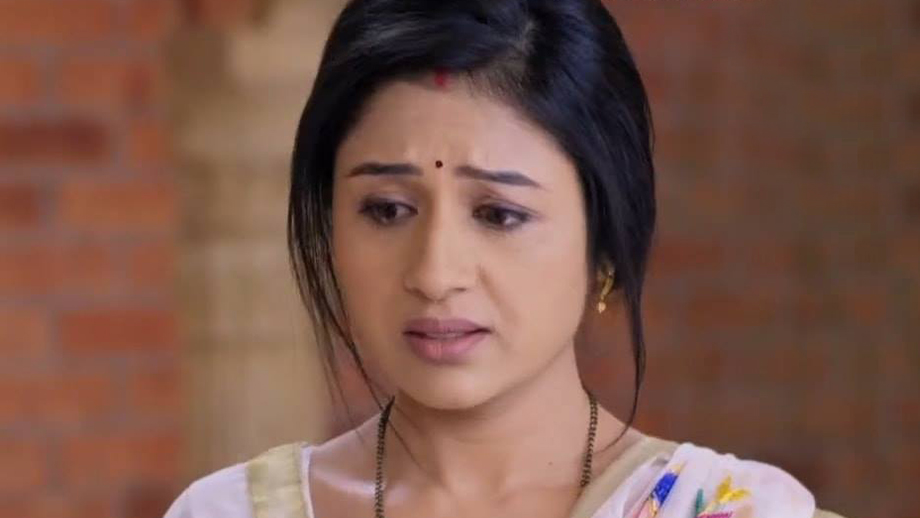 Paridhi Sharma broke down while shooting the divorce sequence in