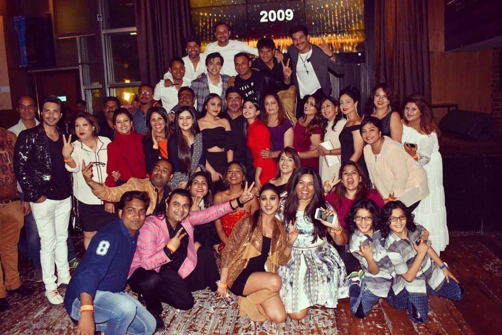 10 years of Yeh Rishta Kya Kehlata Hai: Kartik and Naira party hard