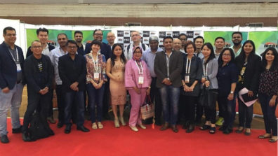 50 buyers, 40 Sellers, 912 meetings, INR 9.8 Crores+ Business make IMEC the most efficient Indian M&E Marketplace 1